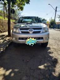 Hilux 2008 diesel 4x4 3.0 163cv top