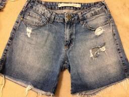 Short/Bermuda Jeans