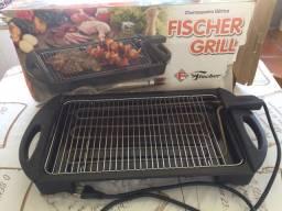 Churrasqueira elétrica grill 127v