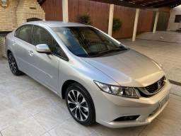 Civic LXR 2.0 2016 *Apenas 49 mil km rodados e único dono