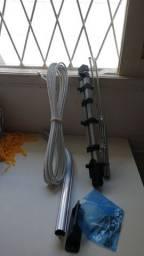 Vendo antena digital vhf uhf compacta