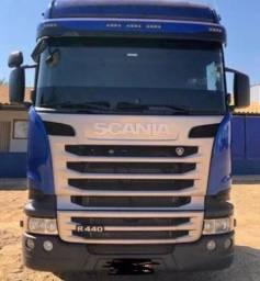 Scania R440 Highline 15/15 6x4 C/retarde