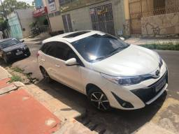 Yaris XLS connect 1.5 completo AT