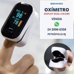 Oxímetro digital de dedo