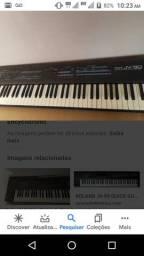 Vendo sintetizador Roland jv 90