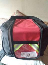 Bolsa térmica para motoqueiro