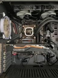 PC Gamer i5 8600K c RTX 2060 Super