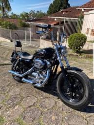 Harley-Davidson Sportster 1200 - 2013