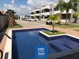 Moradia ou veraneio - 2/4 - Barra Nova - Res. Brisa da Lagoa
