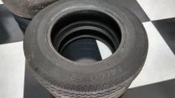 Pneus Maggion 5.90 14 diagonais Fusca Brasília carros antigos