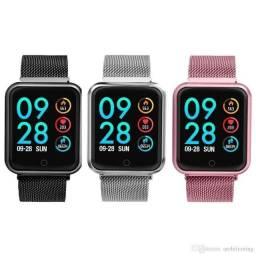 Relógio Inteligente Smartwatch Android IOS P70