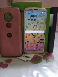 Moto G6 Play R$ 620,00