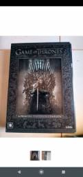 Dvd Game of thrones 1 temporada completa