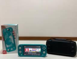 Disponível hoje- Nintendo Switch Lite - Seminovo - Somos Loja Fisica Niterói