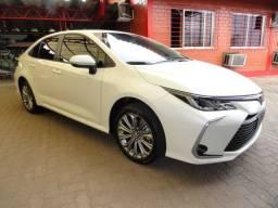 Toyota Corolla 2.0 XEi 20/21 - Branco Pérola - Zero KM - Pronta Entrega