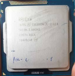 Intel celeron 3 geração