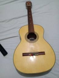 violão Gianini semi novo...