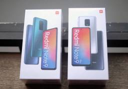 Smartphone Xiaomi Redmi Note 9 Lacrado