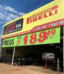 Pirelli contrata alinhador de automóveis