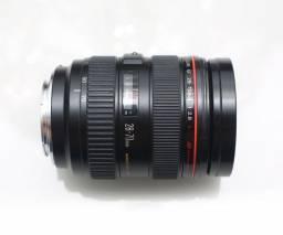 Lente Canon 28-70 2.8 série L