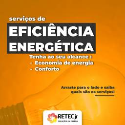 Economize na sua conta de energia com Eficiência Energética