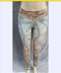 2 calças legging malwee tam m