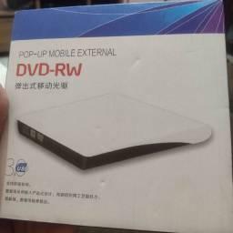 Gravador DVD USB 3.0
