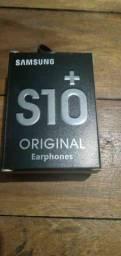 Fone Samsung Akg Novo $30