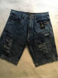 Bermuda Jeans JJ e Oakley