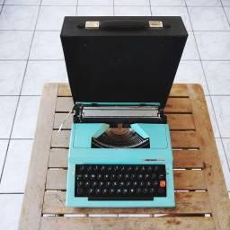 Precision Maquina de escrever antiga - antiguidade