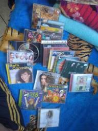 25 cds original samba rock axe vários outros levar tudo por 20 reais