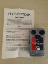 Pedal Hot Tubes Electro Harmonix ehx drive distorção fuzz guitarra n boss mxr