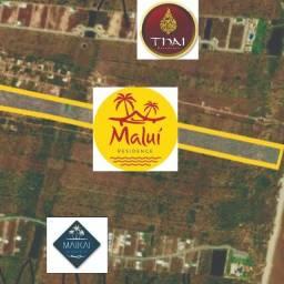 Maluí Residence / Cond. Fechado / Estilo Resort / Pé na Areia/em Barra dos Coqueiros