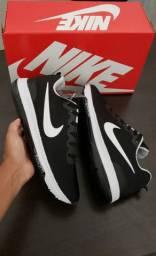 Nike zoom preto/branco