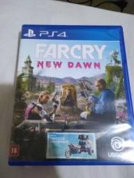 Jogo PS4 FarCry New Dawn