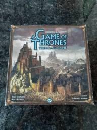 Jogo de tabuleiro boardgame Game of Thrones