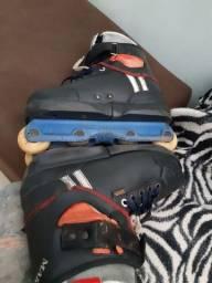 Vendo patins estreet shima