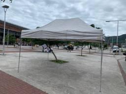Tenda toldo 3m x 6m lona para festa eventos bar