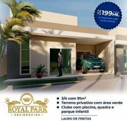 ÚLTIMA UNIDADE DE $239.000 ROYAL PARK