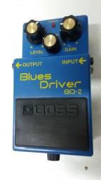 Blues Driver Bd2 Boss - Impecavel !!