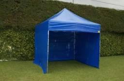 Tenda Sanfonada 3x3 com fechamentos