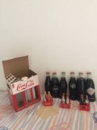 Garrafas  de coca