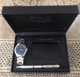 Relógio masculino importado novo divide no cartão R$399,00 C. Frio