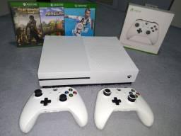 Vendo Xbox one S ou troco em PS4 Pro e dou a volta!!!