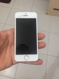 IPhone 5s 16 gigas com carregador
