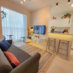 2 Quartos com suite, bem localizado, estilo vila italiana