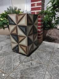 Vaso  de cerâmica 3d