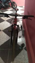 Bicicleta aro 27 quadro 17