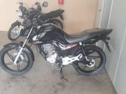 Honda CG 160 Fan { 2017 }
