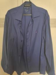 Camisa social Dudalina slim N° 4